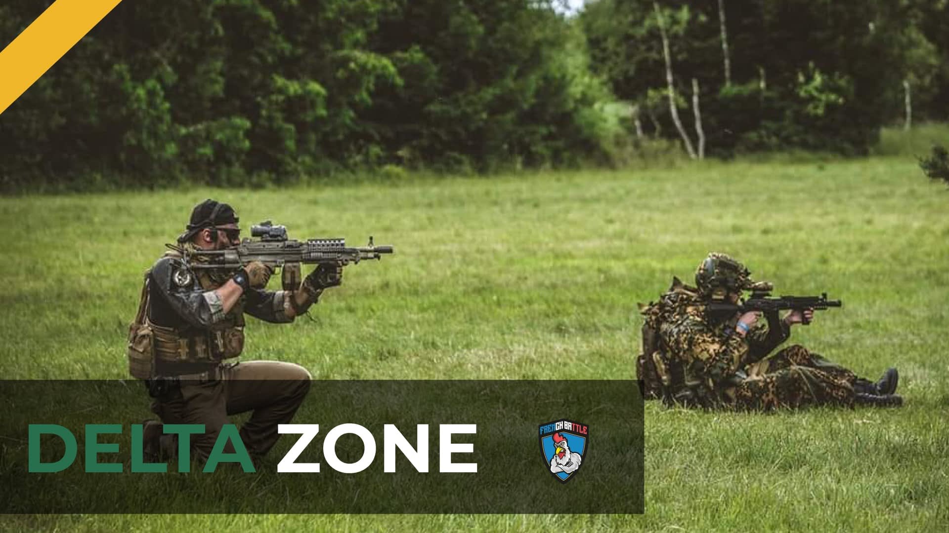 RÉSERVATION – BATTLE – DELTA ZONE