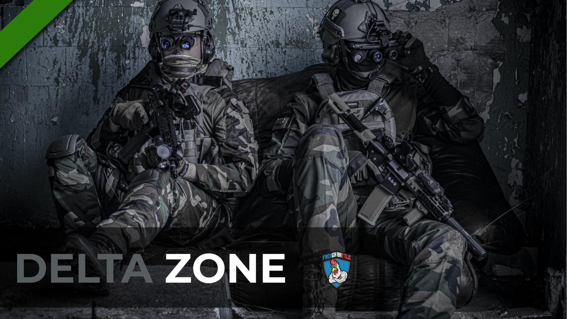 NOCTURNE – DELTA ZONE
